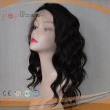 バージンの毛の完全なレースの波状の女性のかつら(PPG-l-0740)