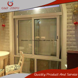 Vidro corrediço de alumínio com vidros duplos para uso residencial e comercial