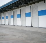 Hurrikan rollen oben Blendenverschluss-Wind-Tür (SLLP-55, 56, 120)