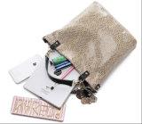女性の偶然PUの戦闘状況表示板は上扱う女性メッセンジャー袋(WDL0899)のためのショルダー・バッグを