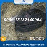 Taille Bwg16 à Doha, Qatar de fil recuite par noir