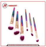 Pincel de maquillaje Set- para colorete, sombra, de la Fundación, y la corrección