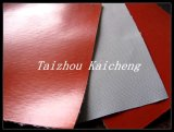 Não telas revestidas da fibra de vidro do silicone da vara