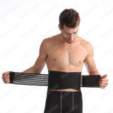 Fascia posteriore di stabilizzazione con le cinghie registrabili doppie ed i pannelli reticolari respirabili