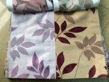 Tessuto caldo moderno della tenda del jacquard della pianura del poliestere del fornitore di vendita