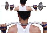 Barbell recto curvado Olimpic de la alta calidad para la gimnasia