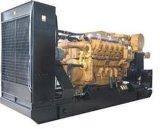 generatore diesel silenzioso elettrico 100kw/125kVA con il motore di Yuchai