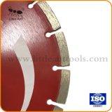 """10""""/250 мм Diamond пильного полотна режущий диск аппаратных средств гранита мрамора красного цвета"""