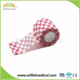 Heißer verkaufender nichtgewebter Bindegaze-Veterinärverband Rolls