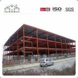 Большое здание стальной структуры Prefab с краном как мастерская/фабрика/пакгауз