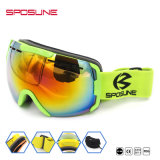 Sports de plein air de protection des verres de lunettes de moto de ski lunettes UV400