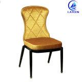 耐久の金属フレームが付いている椅子を食事する新しい現代デザイン高品質のホテルの部屋