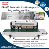 Máquina continua del lacre de Fr-900automatic para la bolsa de plástico