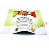 Изготовленный на заказ мягкий коврик для мыши верхней скорости ткани для выдвиженческих подарков