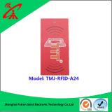 Etiqueta engomada de la frecuencia ultraelevada RFID para la ropa 860-960MHz