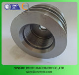 Совершенная подвергая механической обработке поворачивая подвергли механической обработке частями, котор часть повернутая нержавеющей сталью