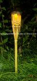 Preiswertes Solargarten-Bambus-Licht