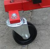 O posicionamento hidráulico do veículo vai zorra da roda de carro de Jack