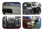 2L, 5L máquina de moldagem por sopro de plástico automática para frasco de HDPE