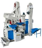 Processus de moulin à grain de riz de la machine