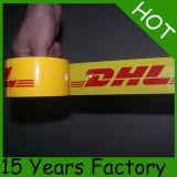 Fuerte barato de cinta adhesiva de embalaje de BOPP para sellar con Logo