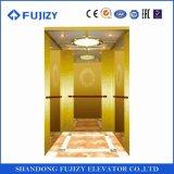 Elevador residencial ahorro de energía de la buena calidad del ahorro de espacio de Fujizy