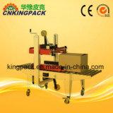 caja de cartón automática máquina de sellado/grado superior de la máquina de embalaje