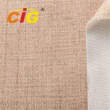 A tela ao ar livre 100%Polyester do sofá com revestimento protetor Liene do Tc gosta