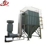 Het Systeem van de Inzameling van het Stof van de Filter van de Zak van de Oven van de Installatie van het cement