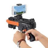 Het vergrote Kanon van het Stuk speelgoed van het Spel van AR van de Werkelijkheid Elektrische voor Smartphone