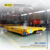 De Geautomatiseerde Carrier van het Vervoer van de Rol van het Staal van het Wiel van de Doos van de hoek Wagen