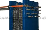 固体、粒子、ファイバーまたは粘性材料を含んでいる液体のための自由な流れの熱交換器