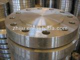 flange cega inoxidável de tubulação 316/316L de aço