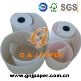 Impression thermique de couleur blanc du papier pour imprimante médicale
