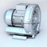 Soprador de ar / / canal-lateral de um estágio / com o atuador elétrico