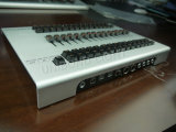 Contrôleur d'étape avec le matériel d'étape de console du PC DMX
