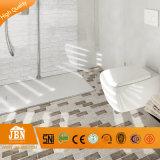 광택 있는 백색, 부엌 및 목욕탕 벽 사기그릇 모자이크 (C525006)