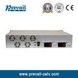 CATV 1550nm de Optische Multi-Output Haven EDFA van de Versterker met Haven Pon