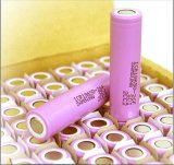Batería de ion de litio recargable de 18650 baterías de Icr18650-26f 3.7V2600mAh para Sumsung