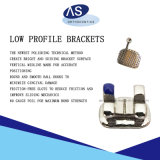 Hete Orthodontische OEM van de Steunen van het Metaal Vervaardiging met Uitstekende kwaliteit