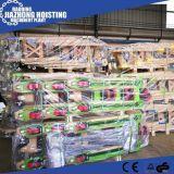 De beste Verkopende 2ton Vrachtwagen van de Pallet van de Hand Hydraulische met het Wiel van Pu