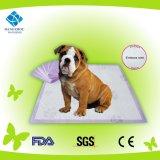 60x45cm de tamaño mediano, desechables, Casa cachorro durmiendo PEE cambiar notas