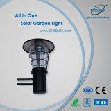 Alle in einem Solargarten-Lampen-Solarstraßenlaterne