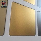 Мэтт Anti-Fingerprint цветные листы из нержавеющей стали