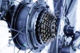 Samsungのリチウム電池が付いている48V 500W Bafangモーター電気折るバイク