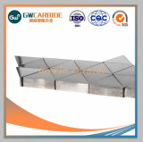 CNC de carburo de tungsteno inserciones para herramientas de la máquina