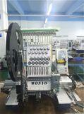 Una sombrero y camiseta principales automatizados rebordeando la máquina del bordado para las insignias