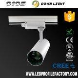 높은 루멘 방수 Dimmable 25W 옥수수 속 LED 궤도 빛