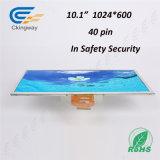 10.1 Auflösung-Screen-Bildschirmanzeige Zoll45 Pin-1280X800