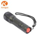 Масштабируемые ярких водонепроницаемый аккумулятор 600 люмен T6 светодиодный фонарик инструменты
